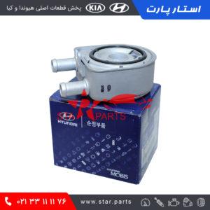 رادیاتور روغن موتور(خنک کن روغن موتور)