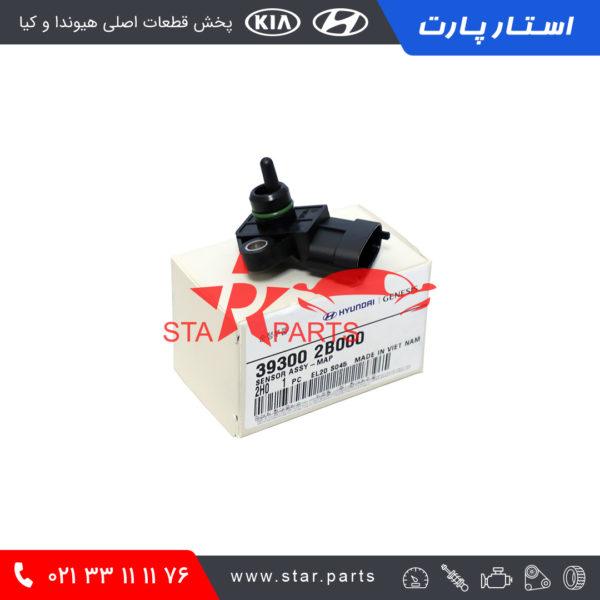 سنسور MAP ( سنسور فشار هواي موتور)