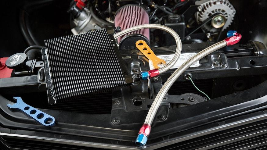 خرید خنک کننده روغن موتور کیا و هیوندای